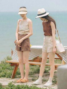 Stylish ideas for work korean fashion 494 Korean Girl Fashion, Korean Fashion Trends, Korean Street Fashion, Korea Fashion, Asian Fashion, Fashion Moda, Womens Fashion, Mode Ulzzang, Casual Outfits