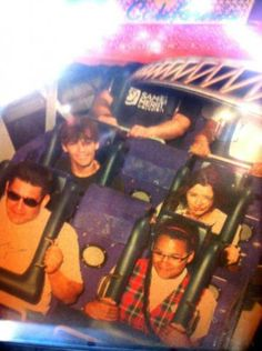 Louis and Eleanor in Disney