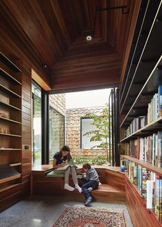 Homes with nooks | W