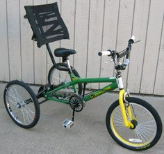 adult tricycles special needs three 3 wheel bicycles conversion kit