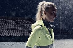 Nike Cold Gear Running, on Behance
