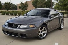 Motorcars - 2003 Ford Mustang SVT Cobra - Richardson, Texas