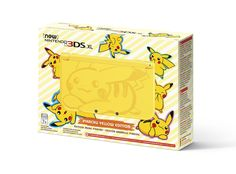 Play Pokemon on it, or alternately use to it startle people with hangovers. A new Pokemon-themed 3DS XL variant is on the way, Nintendo of America has announced. The Pikachu Yellow 3DS XL releases in North America on February 24, and goes for $199. ItR…