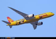 Boeing 787 9 Dreamliner (B-7302) Beijing - Capital International Airport