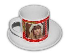 Bacche natalizie per la tua tazzina caffè