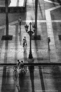 Great Black And White Photographs From The Masters Of Photography, Photo By Rene Burri