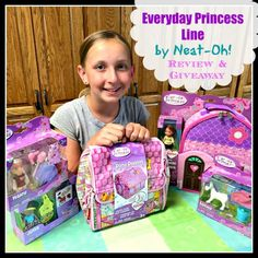 Neat-oh everyday princcess toys giveaway ends 9/3/2016