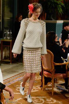 Défilé Chanel Pré-collections automne-hiver 2017-2018 11