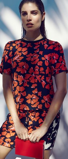 Bold and beautiful florals.