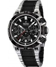 Mens Festina Mens 2014 Chrono Bike Tour De France Black Watch 205.20 Watches2U