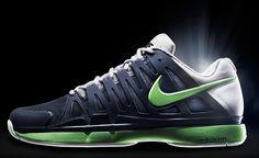 Roger Federer's for Roland Garros