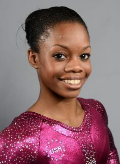 Gabby Douglas - at 16, she is the first African-American since Dominique Dawes to make the U.S Olympic team. #olympics