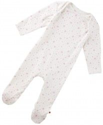 Piccalilly Pink Elephant Playsuits (up to 12mths)