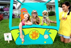 """Photo 3 of 29: Scooby Doo / Birthday """"Sienna's Scooby Doo Mystery Party"""" 
