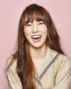 진짜 여자친구 #유주 | GQ KOREA (지큐 코리아) 남성 패션 잡지
