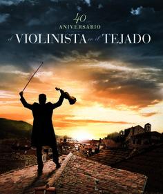 El violinista en el tejado (1970) EEUU. Dir: Norman Jewison. Drama. Musical. Familia. Relixión. Anos 1900 ca. - DVD CINE 1542