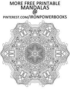The 3282 Best Geometric Mandala Patterns Images On Pinterest