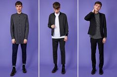 Three ways to wear derby shoes: http://www.asos.com/men/fashion-news/2014_12_3-wed/3-ways-to-wear-derby-shoes-partywear/