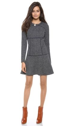 Thakoon Addition Flared Skirt Dress