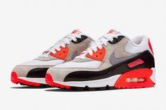 """2015 Nike Air Max 90 """"Infrared"""" OG"""