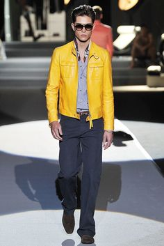 Dsquared² Spring 2011 Menswear Fashion Show Collection