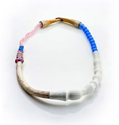 Lourdes Carmelo, Ingredients for the memory series - I remember a story of gods, 2012, necklace