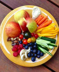 Colorful, Healthy and Delicious!