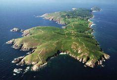 Parque Nacional Islas Atlanticas, Galicia. España.