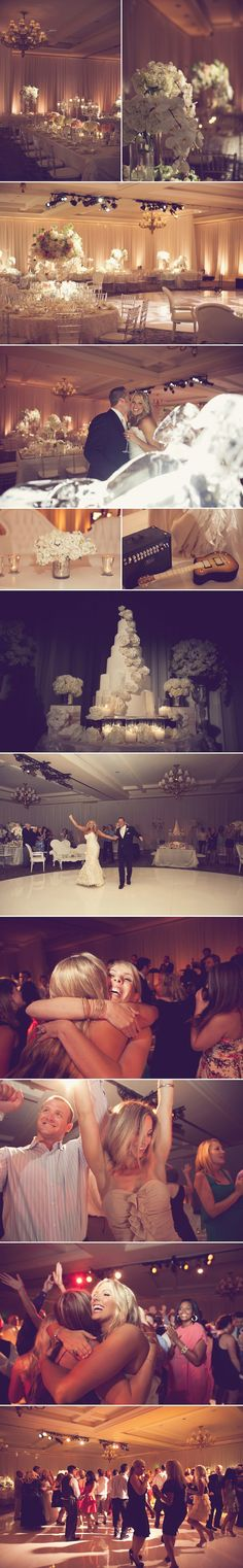 Tic Tock Couture Florals - If These Petals Could Talk - Kelly and JimReception