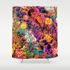 Check out society6curated.com for more! @society6 #floral #flowers #shower #curtain #home #decor #homedecor #apartment #apartmentgoals #sophomoreyear #sophomore #bathroom #bath #bedandbath #bathe #unique #art #design #creativity #creative #fun #git #giftidea #gifts #giftideas #pretty #beauty #beautiful #botanical #pink #orange #purple #violet #green #yellow