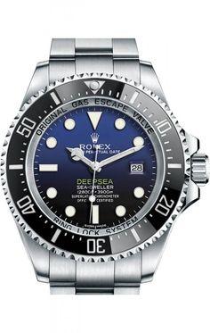 Rolex 116660 D-Blue Deepsea D-Blue. #rolex