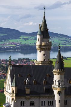 Castelo de Neuschwanstein, Schwangau, Alemanha
