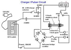 diy battery desulfator charger neat stuff pinterest diy rh pinterest com