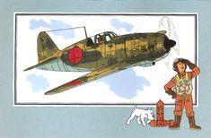 "Guerre 56 : Mitsubishi J2 M2 ""Raiden-II"""