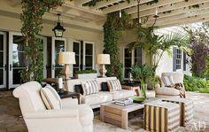 Outdoor spaces outdoor-rooms
