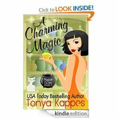 Amazon.com: A Charming Magic (Magical Cures Mystery Series) eBook: Tonya Kappes: Kindle Store