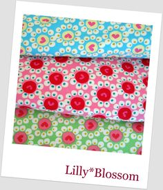 This is the fabric I used to make the Hobby Apron, Daisy by Clarke & Clarke