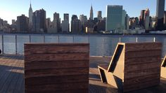 Boardwalk Decking Construction and Design Ideas | Kebony