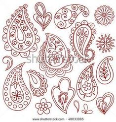 How To Draw Paisley - - Yahoo Image Search Results