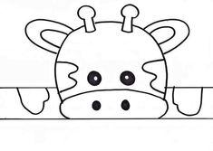 Education: Animal Visors to Print - Espaço Educar - mara Kids Activities At Home, Preschool Activities, Crafts For Kids, Birthday Party Hats, Happy Birthday Parties, Animal Projects, Animal Crafts, Printable Animal Masks, Mask For Kids