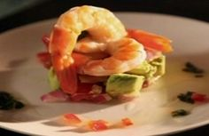 Come Dine With Me Down Under: prawn avocado stack