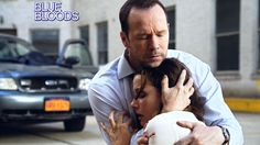 Danny & Erin Reagan. One very intense episode. Blue Bloods.