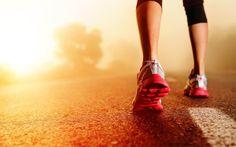 Running Exercise Wallpaper