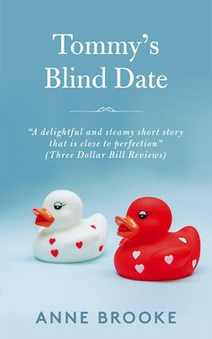 """myBook.to/TommyBrooke A 4-star review of gay romance Tommy's Blind Date: """"Enjoyed this little sweet and spicy treat of friends to lovers. Would read more by this author"""""""
