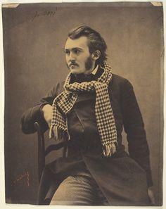 Гюстав Доре, 1854. Фото: Надар.