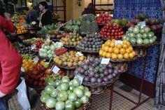 Mercado de Funchal, Madeira