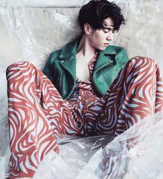 Image about boy in Kim Yugyeom aes by Rawan yo Got7 Yugyeom, Youngjae, Mark Jackson, Got7 Jackson, Jackson Wang, Girls Girls Girls, Got7 Mark, Mark Tuan, Jaebum
