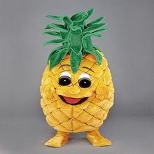 Hola obst ananas Kostüm/werbe-maskottchen kostüm