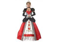 Adult Premier Queen of Hearts Costume - Queen Costumes - Newegg.com