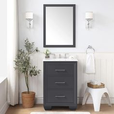Water Creation Elizabeth 24-in Monarch Blue Single Sink Bathroom Vanity with Carrara White Natural Marble Top in the Bathroom Vanities with Tops department at Lowes.com Small Sink, Small Vanity, Small Bathroom Vanities, Single Sink Bathroom Vanity, Vanity Sink, Downstairs Bathroom, Bathroom Ideas, Bathroom Sink Storage, Bathroom Updates
